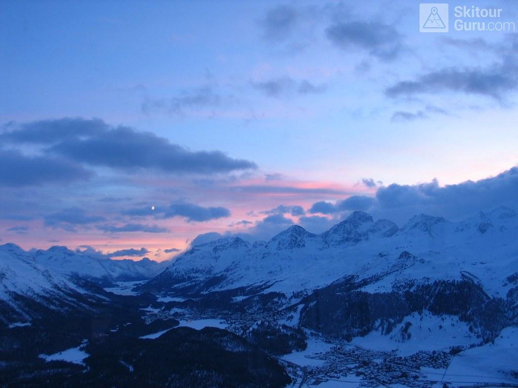 Muottas Muragl - Romantik Hotel Albula Alpen Schweiz foto 11