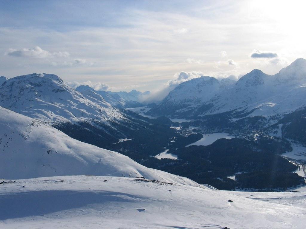 Muottas Muragl - Romantik Hotel Albula Alpen Schweiz foto 09