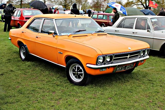 194 Vauxhall VX4-90 (1971) WKG 452 K