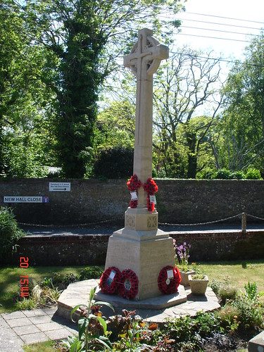 Traces of War - Dymchurch War Memorial