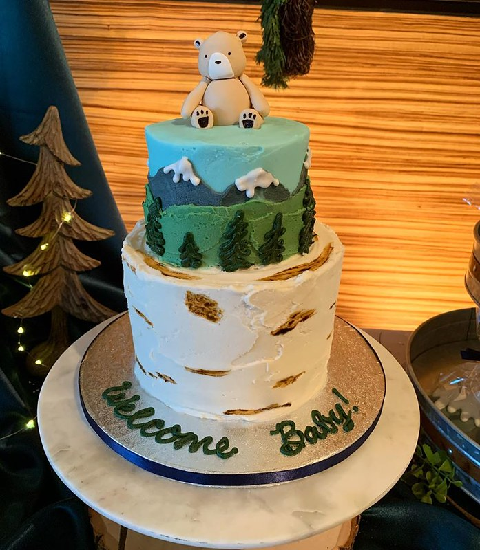 Cake by Sweethart Cakes