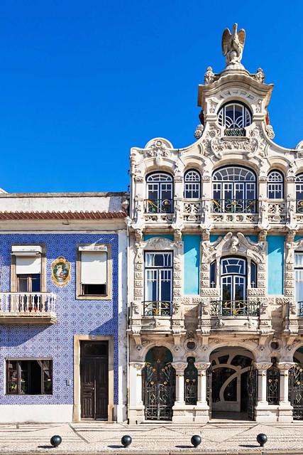 Aveiro, Portugal | Bezienswaardigheden Aveiro: Art Nouveau