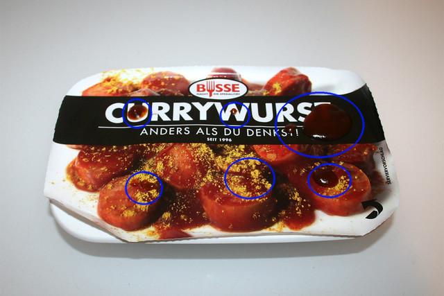 06 - Busse Currywurst - Erhitzt / Heated