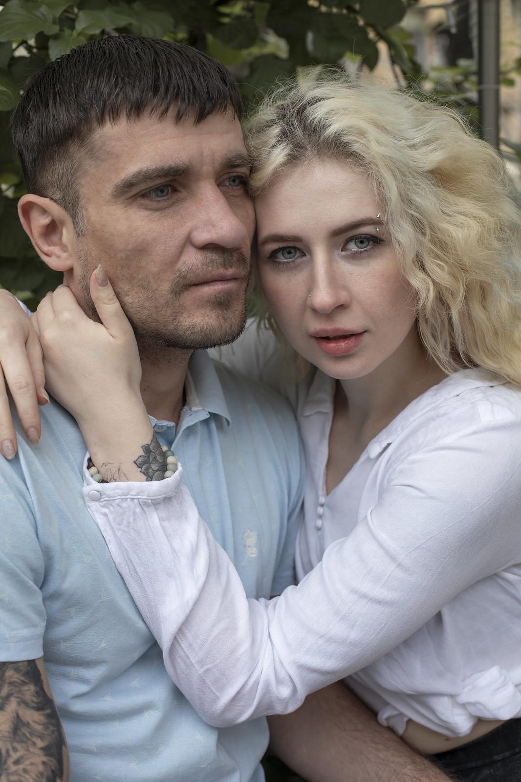 Маша и Дима