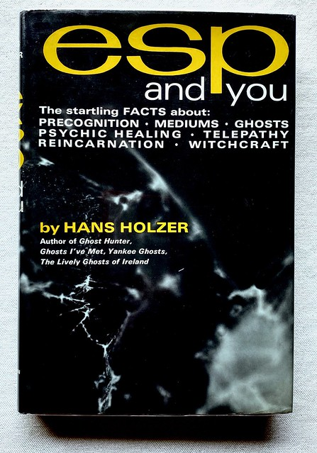 Hans Holzer - ESP And You (1967)