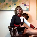 Michelle Schaeffer Posing