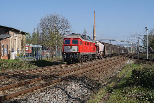 232 909 DB Cargo AG | Leipzig-Plagwitz | April 2020