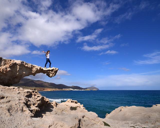 Cabo de Gata, ideal para pasar las vacaciones con niños en España