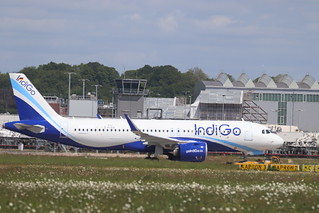 A320neo IndiGo  VT-ISE | by XFW-Spotter