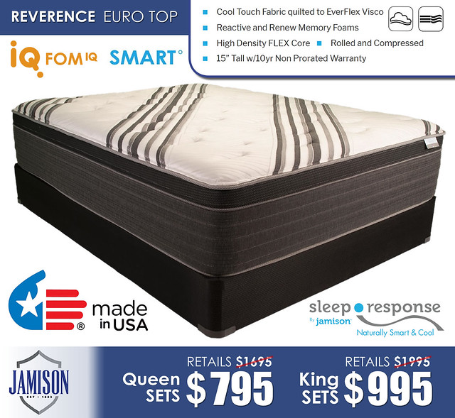 Jamison Reverence Euro Top Mattress Set_Ad