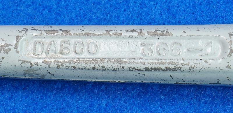 RD27698 Vintage Dasco 366-1 All Steel Blacksmith Chisel DSC05005