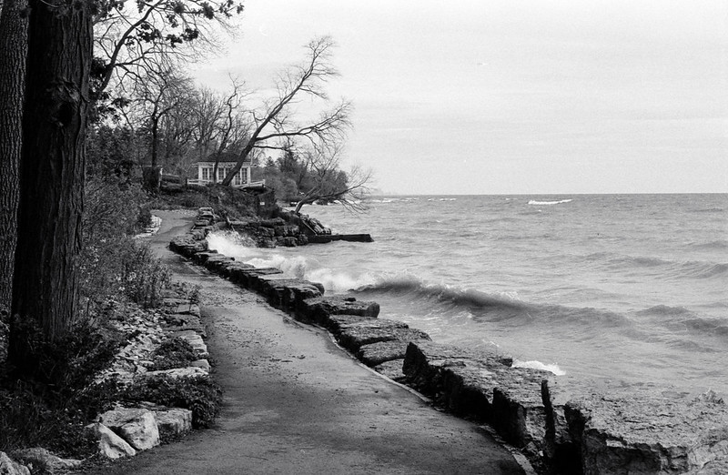 Lake Ontario is Still in a Mood