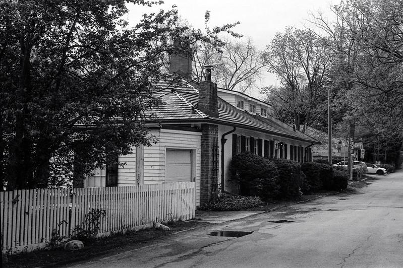 Worn Doorstep House May 2020