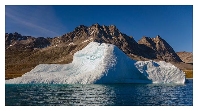 Ikateq Fjord, Greenland (August 2017)