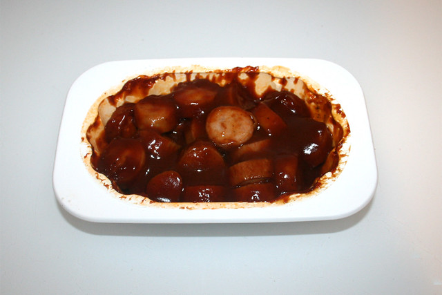 08 - Busse Currywurst - Verzehrfertig / Ready-to-eat