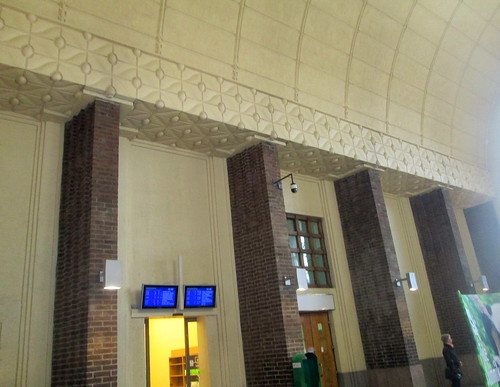 Helsinki Railway Station Interior