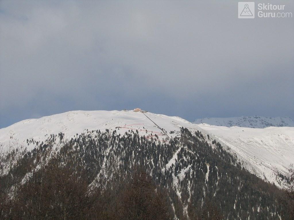 Muottas Muragl - Romantik Hotel Albula Alpen Schweiz foto 05