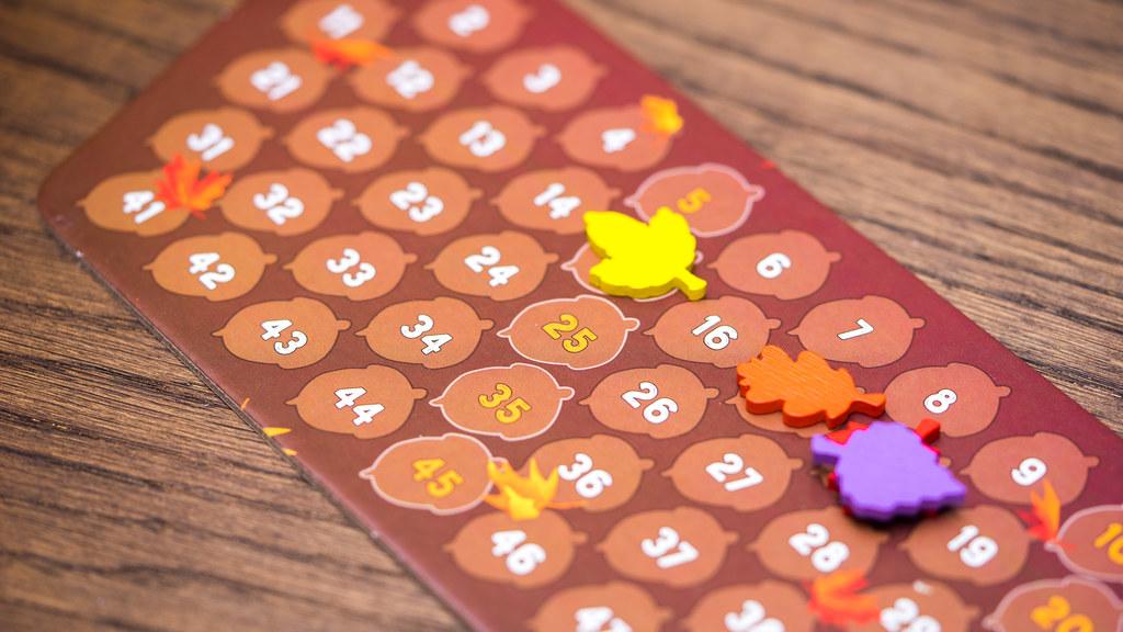 bosk juego de mesa boardgame