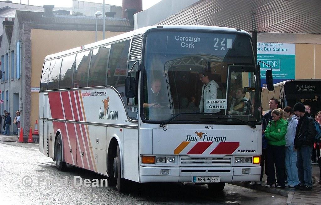 Bus Éireann VC 47 (96-D-51351).