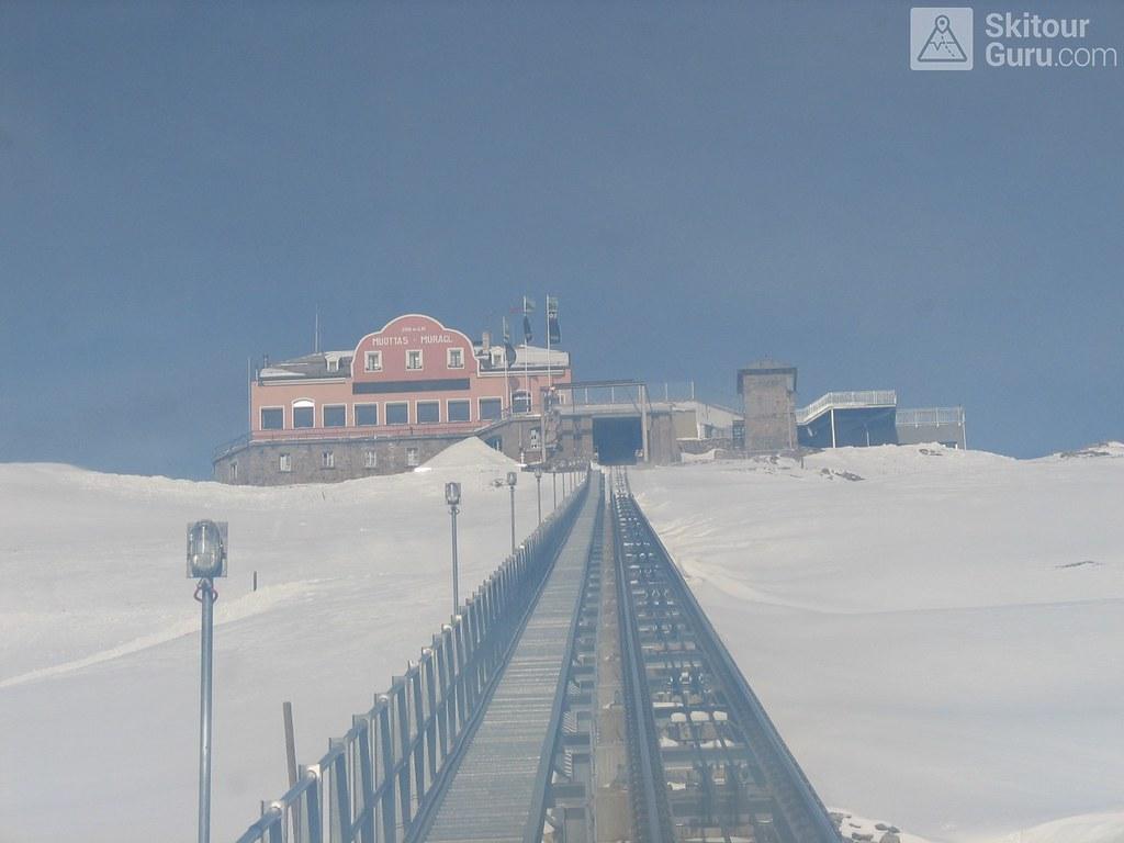 Muottas Muragl - Romantik Hotel Albula Alpen Schweiz foto 04
