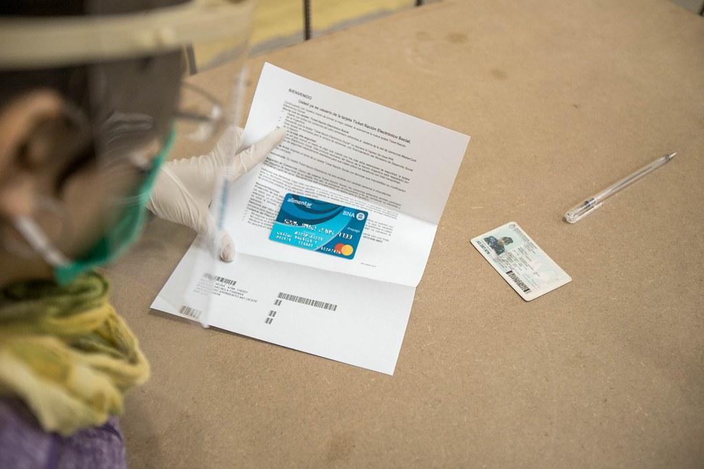 2020-05-20 DESARROLLO HUMANO: Operativo Entrega Tarjeta Alimentar