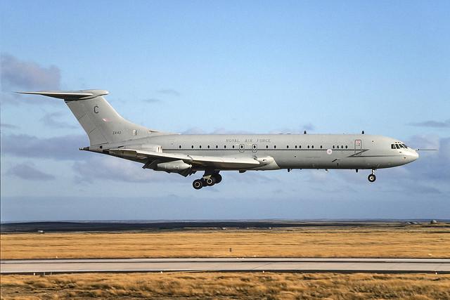 ZA142/C VC-10 K.2 101 Squadron