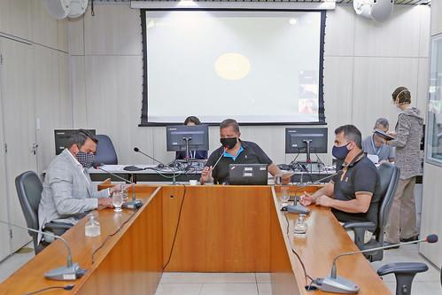 7ª Reunião Ordinária - Comissão de Orçamento e Finanças Públicas
