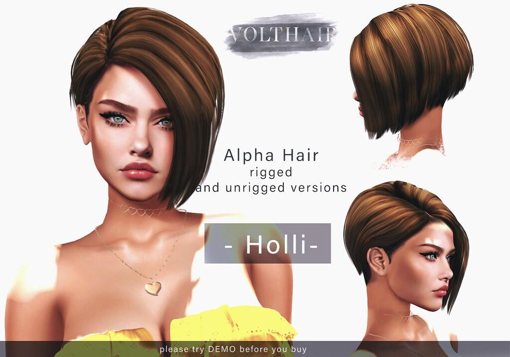 Holli Hair @N21