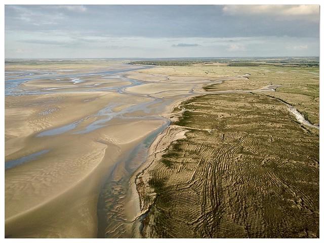 Départ virtuel en Baie de Somme