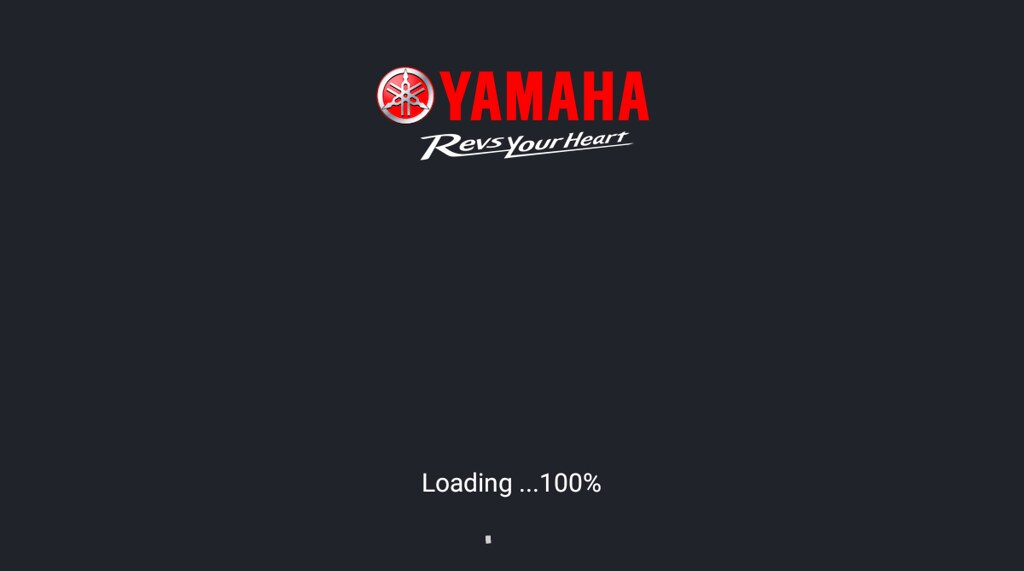My Yamaha Motor Loading