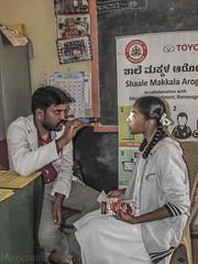 School Health Program - Vision Check-up