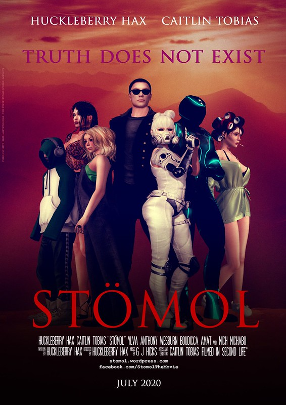 STÖMOL: A new poster (and a few more movie details)