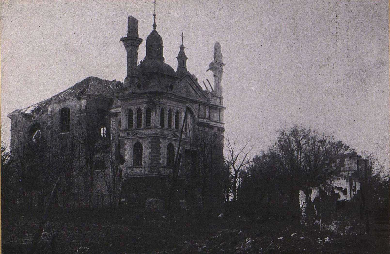 32. Костёл в Рокитне под Варшавой