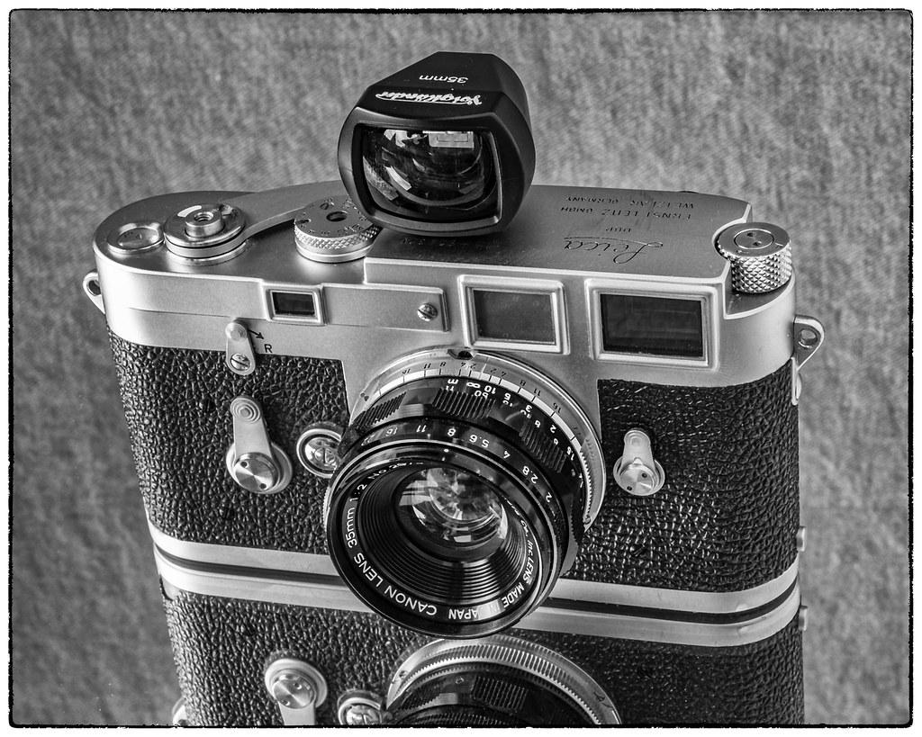 M3 + 35mm Canon