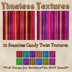 TT 12 Seamless Candy Twist Timeless Textures