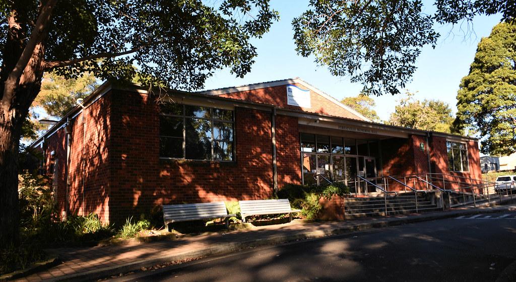 Forestville Memorial Hall, Forestville, Sydney, NSW.