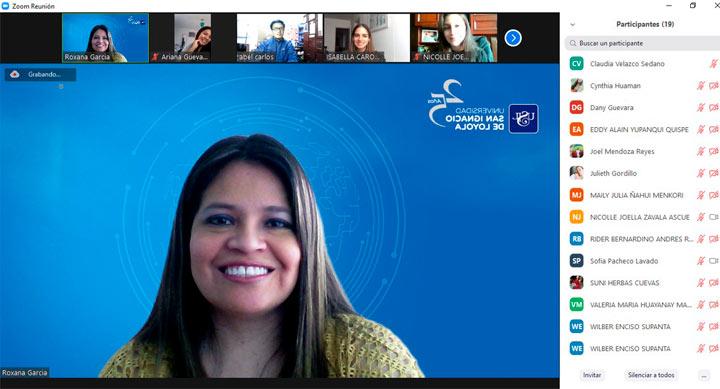 Alumnos de la Facultad de Educación de USIL brindan asesorías virtuales gratuitas a escolares