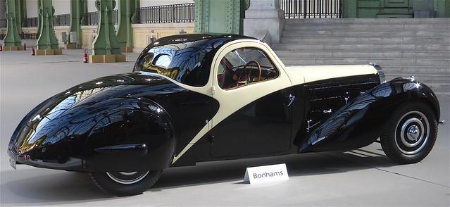 Bugatti Type 57 Faux Cabriolet 1935