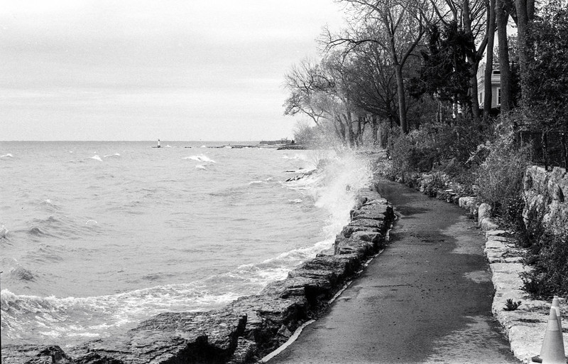 Lake Ontario is in a Mood._