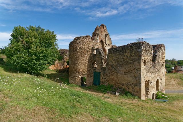 Château de Cluis-Dessous - Indre