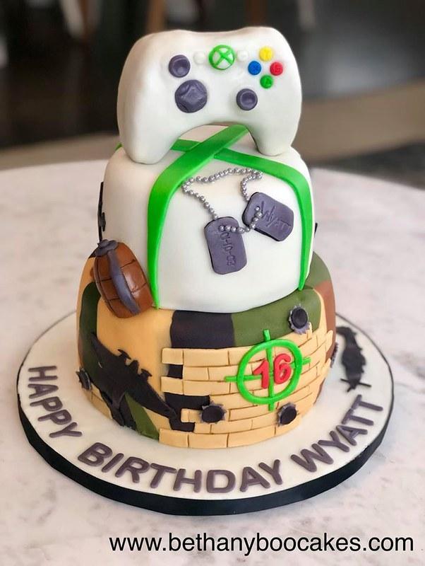 Cake by BethanyBoo Cakes