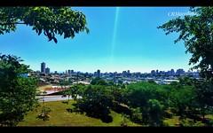 Vista panorâmica de Piracicaba.