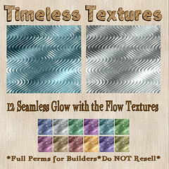 TT 12 Seamless Glow with the Flow Timeless Textures