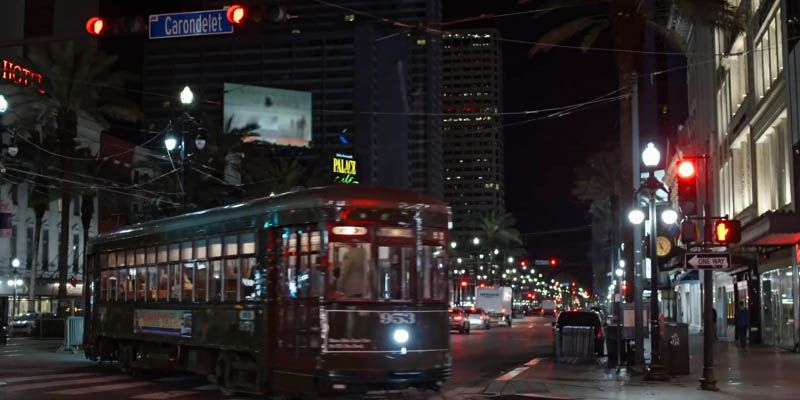 New Orleans tramway
