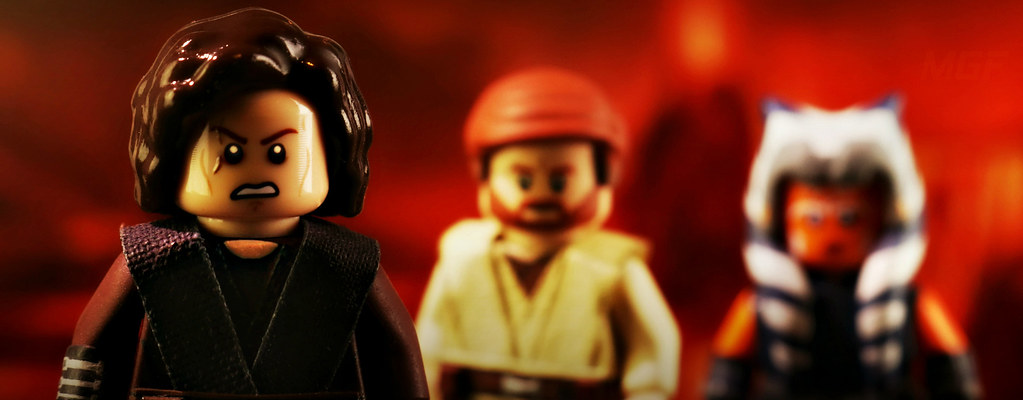 Lego Star Wars Revenge Of The Sith What If 2 Flickr