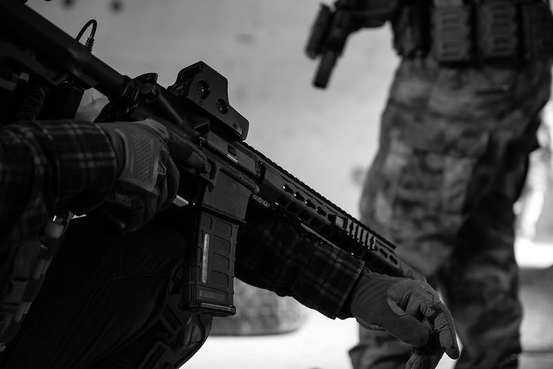 Soldier Airsoft Weapon Pistol Edited 2020