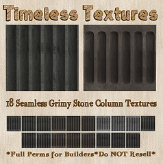 TT 18 Seamless Grimy Stone Column Timeless Textures