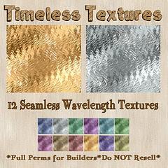 TT 12 Seamless Wavelength Timeless Textures