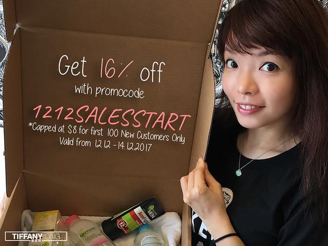 Lazada 1212 Promocode