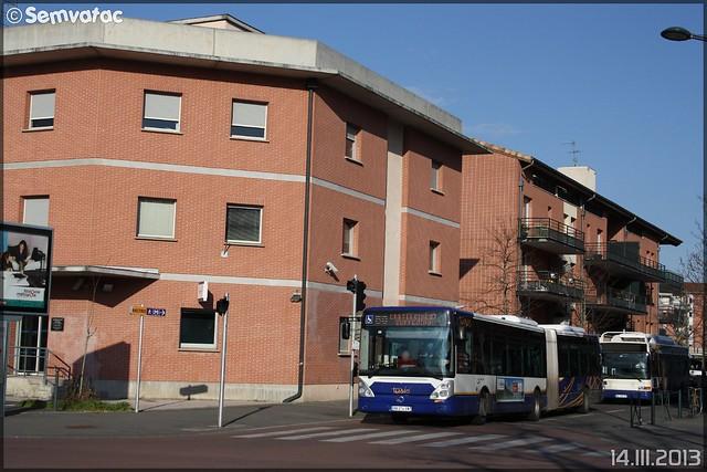 Irisbus Citélis 18 – Tisséo n°0958